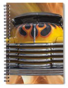The Devil's Classic  Spiral Notebook