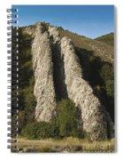 The Devils Slide Spiral Notebook
