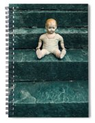 The Doll Spiral Notebook