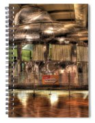 The Dymaxion House Dearborn Mi Spiral Notebook