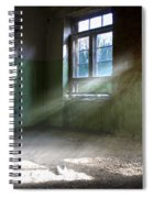 The Eagle Room. Spiral Notebook