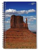 The East Mitten Butte Spiral Notebook