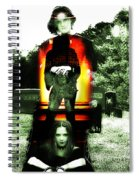 The Evil Within Spiral Notebook