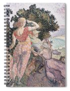 The Excursionists Spiral Notebook