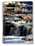 The Falls Spiral Notebook