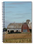 The Farm II Spiral Notebook