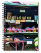 The Farmers Market Spiral Notebook
