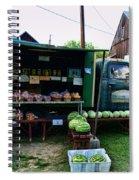 The Farmer's Truck Spiral Notebook
