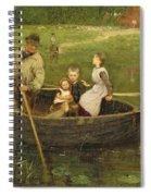The Ferry Spiral Notebook