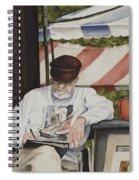The Festival Artist Spiral Notebook