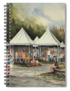 The Festival Spiral Notebook