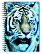 The Fierce Tiger Spiral Notebook
