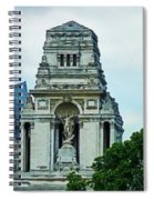 The Former Port Of London Authority Building Spiral Notebook