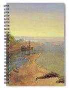 The Ganges Spiral Notebook