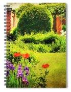 The Gardens Spiral Notebook