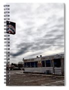 The Gateway Diner - Trooper Pa Spiral Notebook