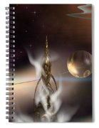 The Genie's Voice Spiral Notebook