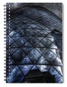 The Gherkin - Neckbreaker View Spiral Notebook