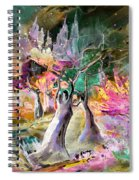 The Ghosts Spiral Notebook