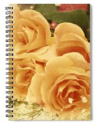 The Golden Gift Spiral Notebook