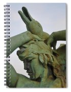 The Goose Strangler Spiral Notebook