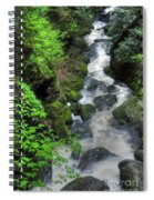 The Gorge Spiral Notebook