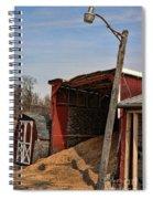The Grain Barn Spiral Notebook