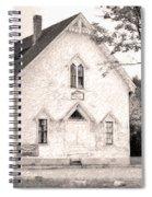 The Grange Spiral Notebook