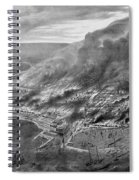 The Great Chicago Fire, 1871 Spiral Notebook