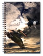 The Great Migration . Full Color Spiral Notebook