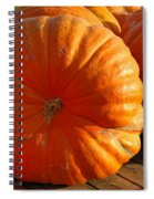The Great Pumpkin  Spiral Notebook