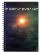 The Great Pyramids Spiral Notebook