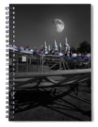 The Great Space Coaster Spiral Notebook