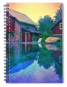 The Guest Cottage Spiral Notebook