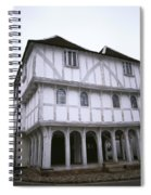 Thaxted Guildhall Spiral Notebook