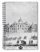 The Hague: Huis Ten Bosch Spiral Notebook