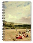 The Harvest Field Spiral Notebook
