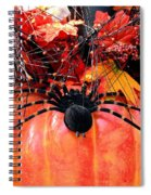The Harvest Spider Spiral Notebook