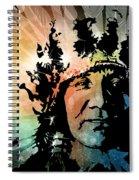 The Headdress Spiral Notebook
