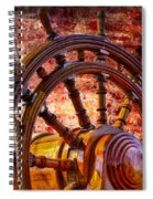 The Helm Spiral Notebook