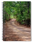 The High Road Spiral Notebook
