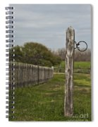 The Hitching Post Spiral Notebook
