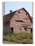 The Hole Barn Spiral Notebook