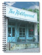 The Hollywood At Tunica Ms Spiral Notebook