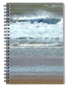The Horse And The Sea Spiral Notebook