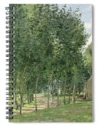 The House In The Forest Spiral Notebook