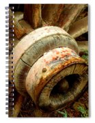 The Hub Spiral Notebook