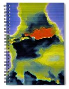 The Ink Blot Spiral Notebook