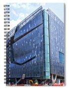 The Intrigue Box Spiral Notebook