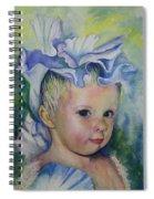 The Iris Princess Spiral Notebook